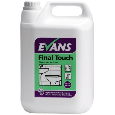 Evans Final Touch