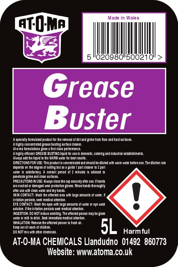 Grease Buster