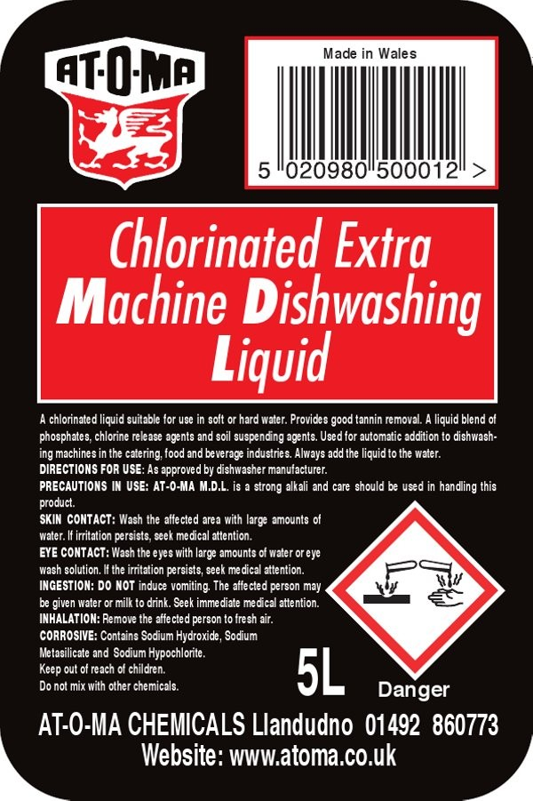 Premium Machine Dishwashing Liquid
