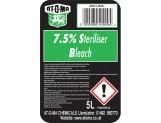 7.5% Bleach