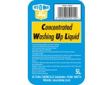 Super Yellow Washing Up Liquid