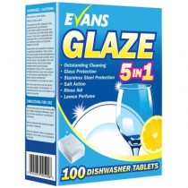 Evans Glaze 5 in 1 Glaze Powder