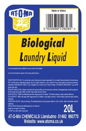 Biological Laundry Liquid
