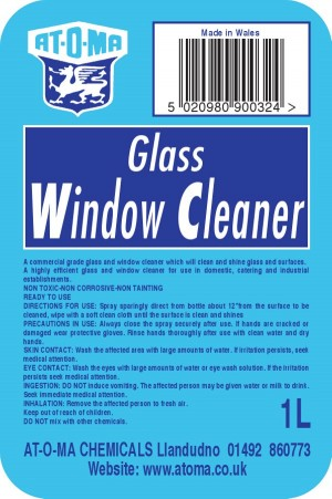Glass Window Cleaner
