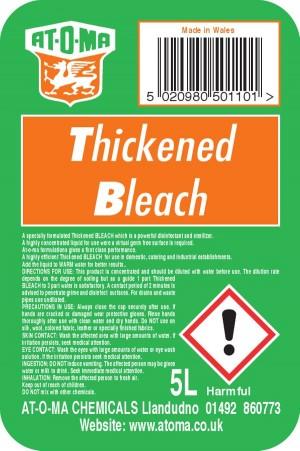 Thickend Bleach